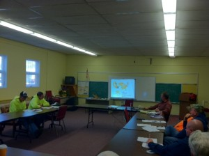 Tioga County water protection coalition presentation
