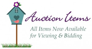 auction items now avail