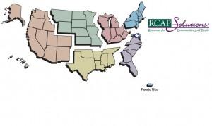 RCAP Regions