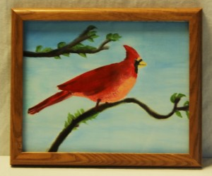 Male Cardinal (2)