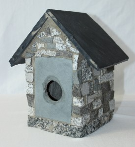 The Stone Birdhouse