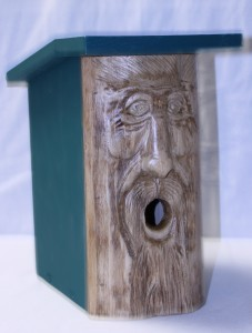 Woodspirit Birdhouse